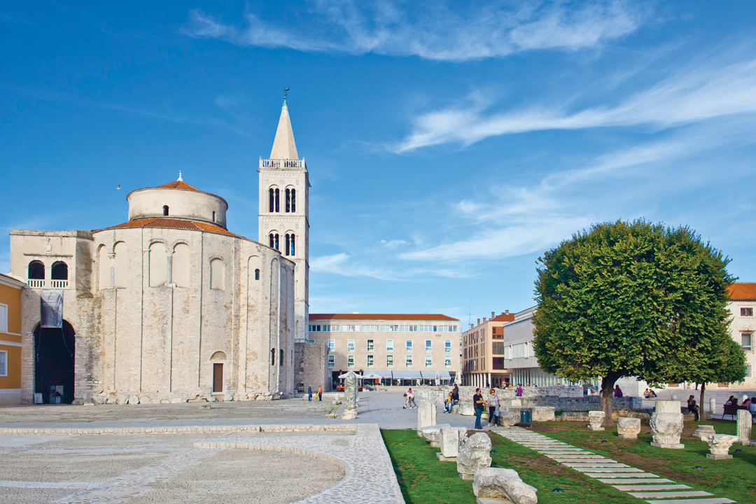 Wonderful city of Zadar