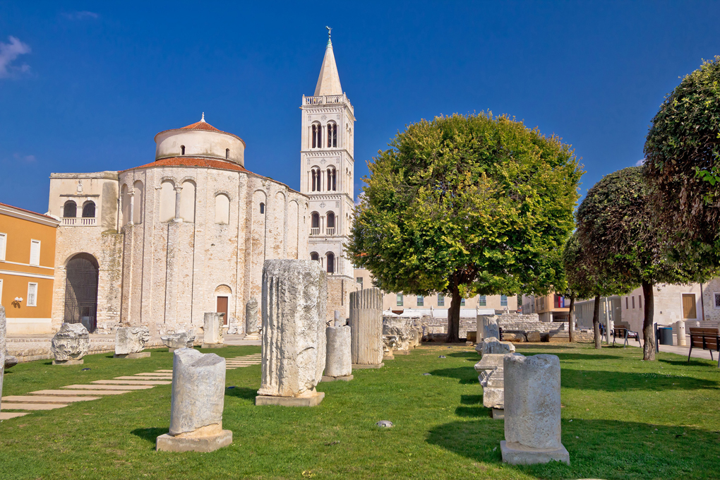 Remains of the Times Long Past in Zadar Region