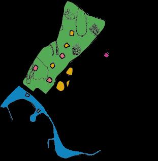 mapa kempingu
